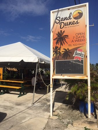 Sand Dunes Bar & Restaurant : Sand Dunes Bar and Restaurant