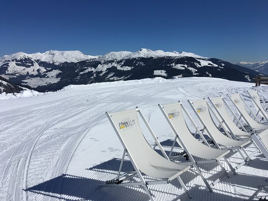 Hotel Edelweiss: Panorama Alm