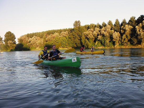 Canoes et loisirs Au Jardin