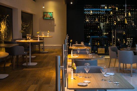 The First Roma Arte Acquolina Michelin Star Restaurant