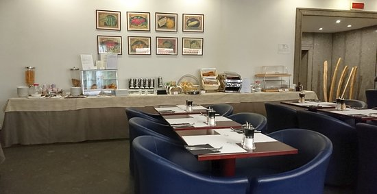 Hotel Diplomatic: Frühstück breakfast