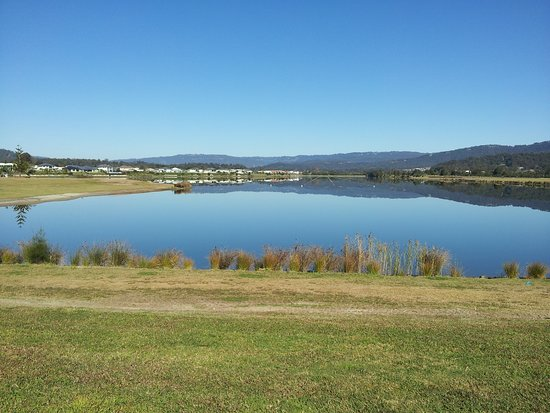 Oxenford, Australië: Great for exercise and water sports