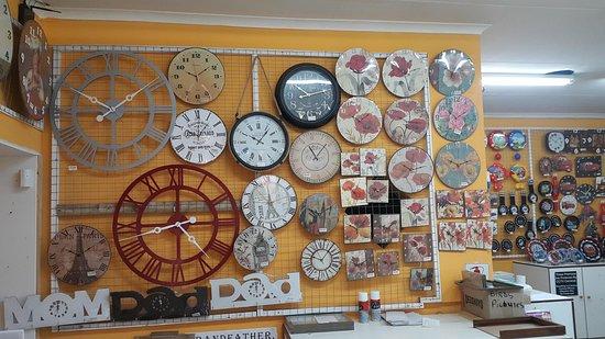 Big Clocks Picture Of The Clock Shop Dullstroom Tripadvisor
