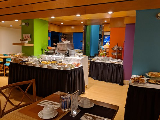 Hotel Mediolanum Milan: Breakfast