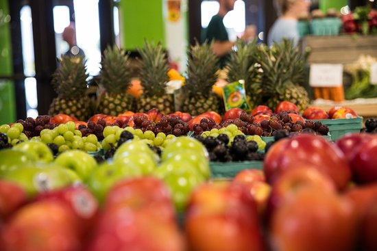 Bay City, MI: So Many Fresh Produce!!