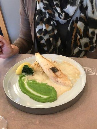 La Ferriere Aux Etangs, Prancis: Filet de lieu