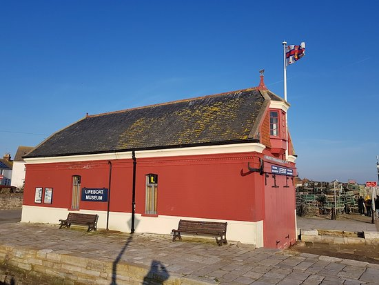 Poole Old Lifeboat Museum and Shop