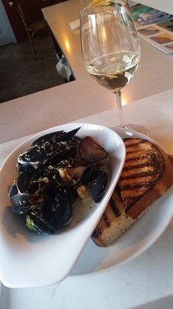 Treadwell: Mussels