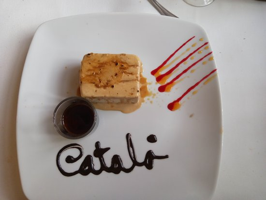 "Olost, Spain: Postre "" Catalá"""