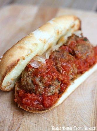 Best Meatball Sub Restaurant