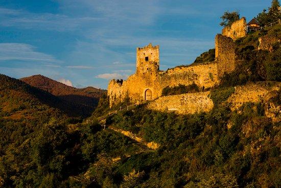 Le Chateau de Lordat