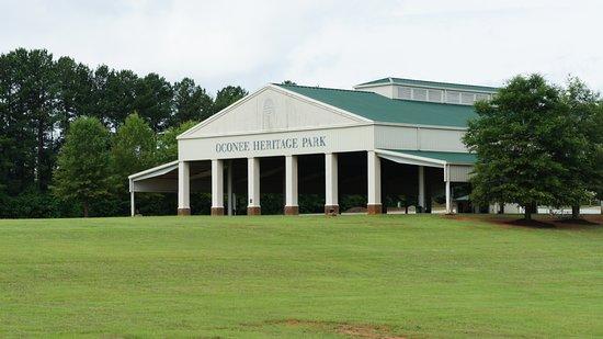 Watkinsville, GA: Oconee Heritage Park