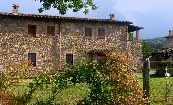 Orte, Italia: Le Lase_la country house