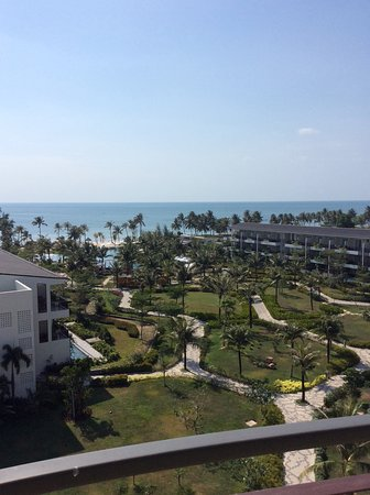 Sol Beach House Phu Quoc: View from extra Beach house junior suite 401