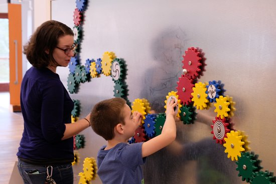 Acton, MA: Creating and learning at the Gear Wall