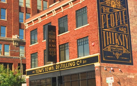 Tom's Town Distilling Co.