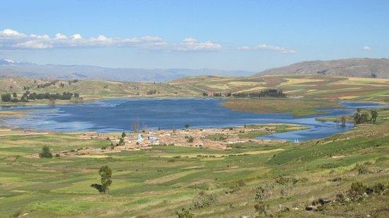 Laguna Tragadero