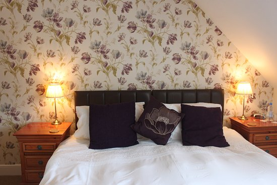 The Collingdale Guest House : Kingsize Bedded Seaview Room
