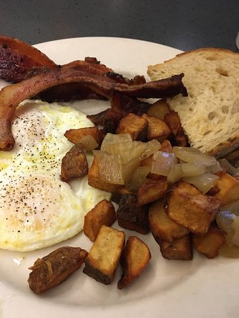 Milo S City Cafe Portland Or