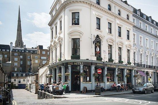 The Mitre In Lancaster Gate London Updated 2020 Restaurant Reviews Menu Prices Tripadvisor
