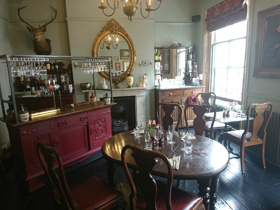 The Mitre In Lancaster Gate: The Bar In Our Victorian Dining Room