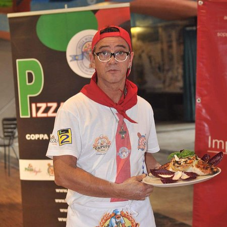 Redessan, France: Pizza italienne 100%