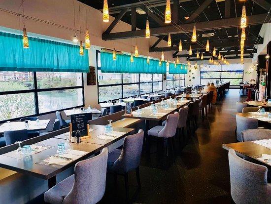 Nouvelle décoration du restaurant Mars 2018 - Picture of Milesker ...