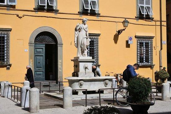 Fontana della Pupporona