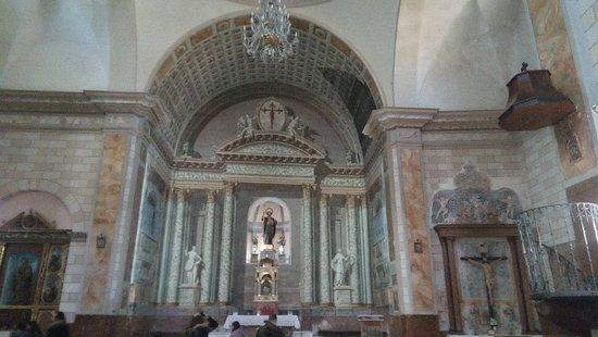 Lietor, Spain: Parroquia de Santiago Apóstol