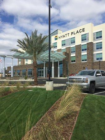 Delano, Kaliforniya: nice new Hyatt Place