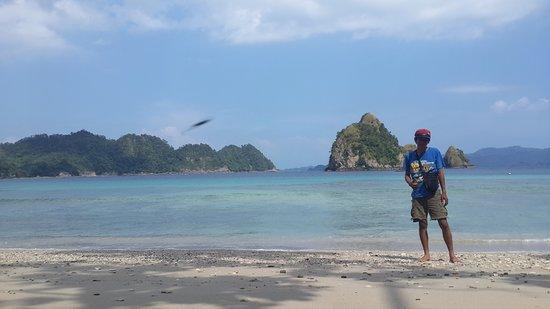 Tanggamus, Indonesia: Pulau Wayang