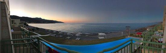 Grand Bay Beach Resort : View from room.