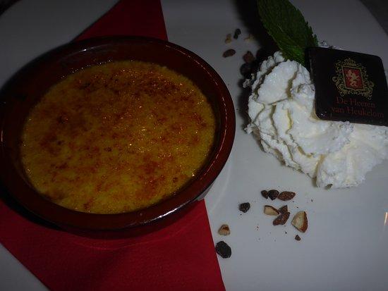 De Heeren Van Heukelom: Crème brulée