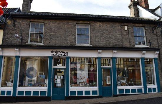 Diss, UK: designermakers21 the home of heritage and contemporary craft