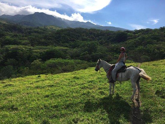 Hotel Borinquen Mountain Resort: Horseback tour