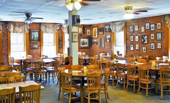 Main Street Galleria & The Upstairs Tearoom