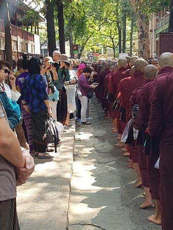 Mahagandayon Monastery: 20180311_102536_large.jpg