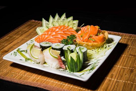 Kyo Japanese Food: Combinado Primavera