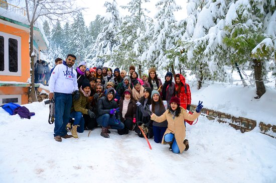 Shogran is just love place to visit