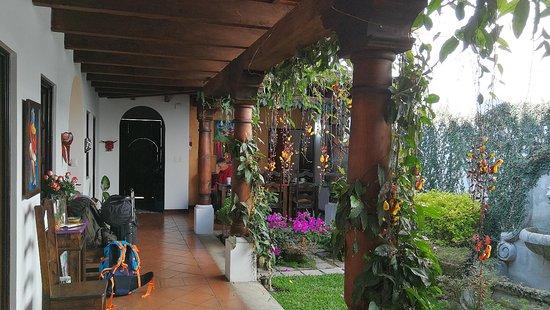 Terraza Espanola Picture Of Casa Elena Antigua Tripadvisor