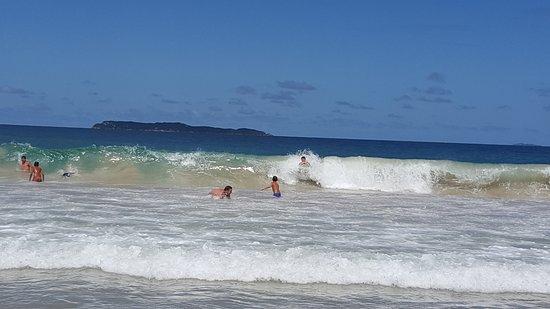 Praia De Quatro Ilhas: Quatro Ilhas