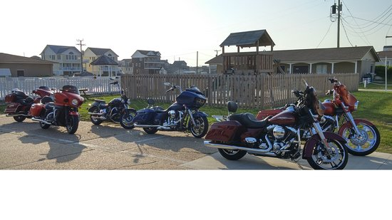 Follow us on Facebook  - Picture of Outer Banks Motor Lodge, Kill