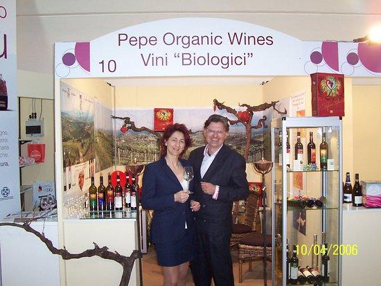 Stefania Pepe - Azienda Agri Bio Vitivinicola