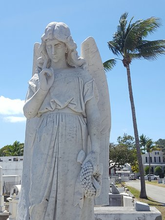 Key West Cemetery: Eerie meets natural beauty