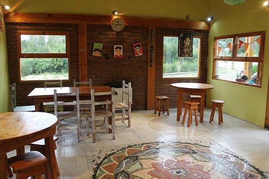 Epuyen, الأرجنتين: Calido y agradable lugar 