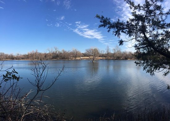 Stillwater, OK: Sanborn Lake, early spring