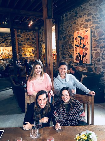 Ehlers Estate Winery: Girl's trip!