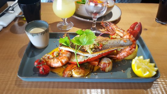 Restaurant Le Coelacanthe Saint Raphael
