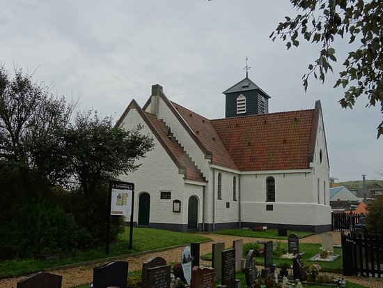 """""""Hervormde Dorpskerk Callantsoog uit 1671"""""""