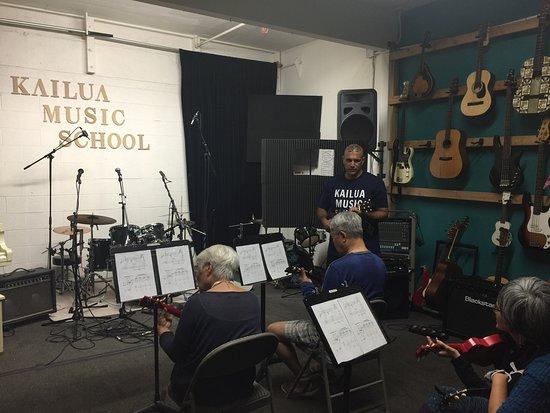 Kailua Music School